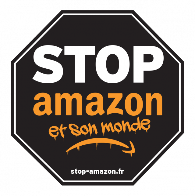 STOP AMAZON Attac
